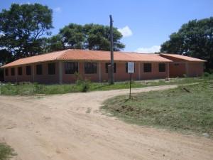 Colaboración con obras comunalse - Escuela Nueva Esperanza.