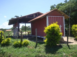 Colaboración con obras comunalse - Iglesia Urbanización Nueva Esperanza.