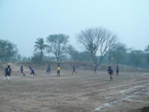 Apoyo al deporte - Campeonato Interbarrio.