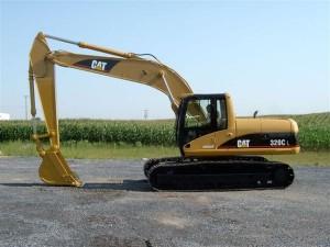 Cat320CL